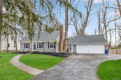 Amherst Single Family Home U-Under Contract: 249 Paradise Road