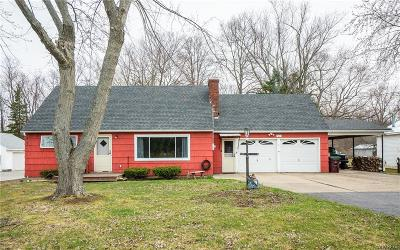 Erie County Single Family Home A-Active: 5083 Ellicott Road