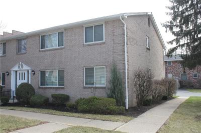 Amherst Condo/Townhouse A-Active: 85 Old Lyme Drive #1