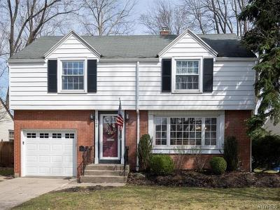 Amherst Single Family Home U-Under Contract: 340 Walton Drive