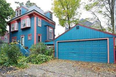 Buffalo Single Family Home A-Active: 489 West Ferry Street West