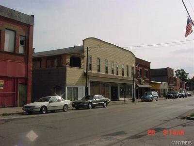 Salamanca NY Commercial A-Active: $125,000