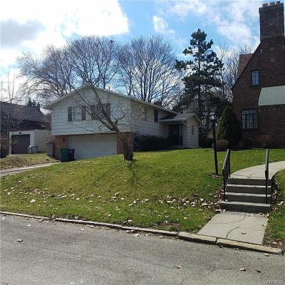 Niagara Falls Single Family Home U-Under Contract: 4816 Penn Street