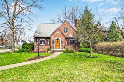 Amherst Single Family Home U-Under Contract: 52 Crosby Boulevard