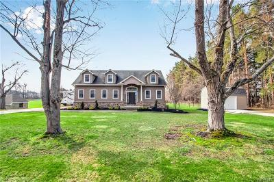Elma Single Family Home U-Under Contract: 870 Chairfactory Road