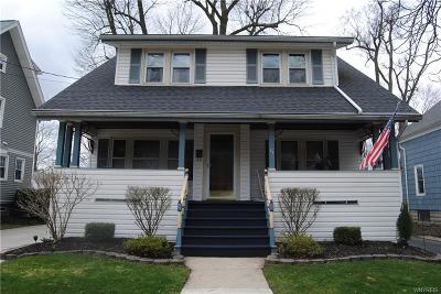 Amherst Single Family Home A-Active: 64 Fruehauf Avenue