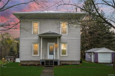 Castile Single Family Home A-Active: 89 North Main Street