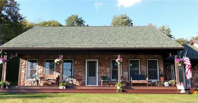 Erie County Single Family Home A-Active: 11830 Allen Road