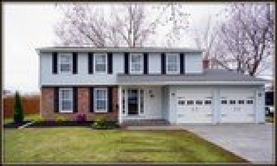 Amherst Single Family Home U-Under Contract: 66 Lawnwood Drive