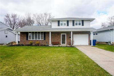 Amherst Single Family Home U-Under Contract: 130 Dalewood Drive