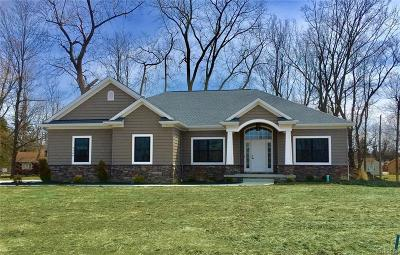 Erie County Single Family Home A-Active: 4568 Gentwood Drive