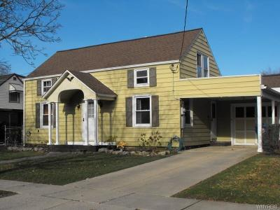 Niagara Falls NY Single Family Home A-Active: $96,900