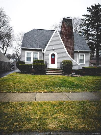 Niagara Falls Single Family Home U-Under Contract: 4819 Terrace Drive