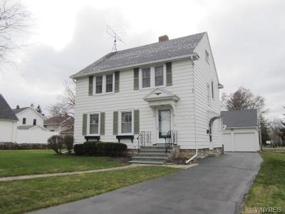 Genesee County Single Family Home A-Active: 5 Irving Parkway