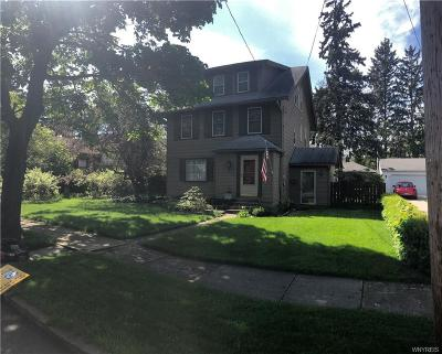Niagara Falls Single Family Home U-Under Contract: 941 Harrison Avenue