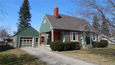 Allegany Single Family Home A-Active: 67 Harriet Street