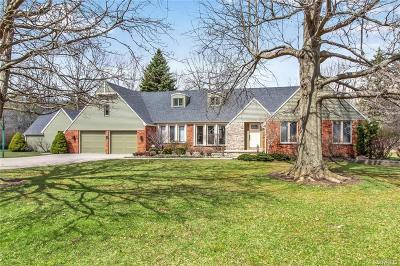 Erie County Single Family Home A-Active: 10200 Lapp Road