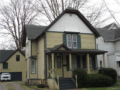 Niagara County Single Family Home A-Active: 17 Vine Street