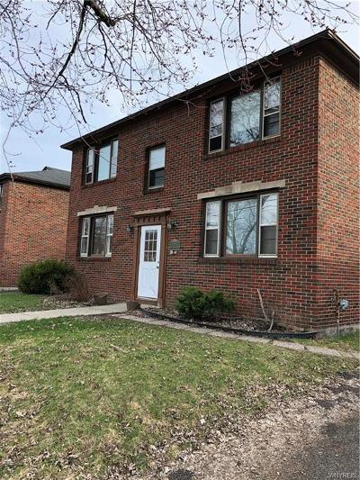Buffalo Multi Family 2-4 A-Active: 780 Englewood Avenue