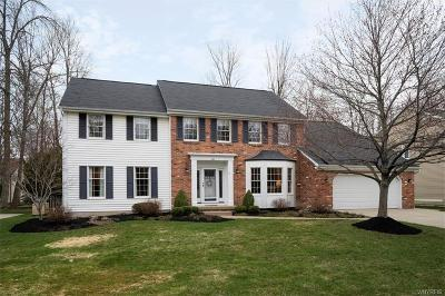 Amherst Single Family Home U-Under Contract: 263 Quail Hollow Lane