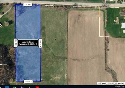 Erie County Residential Lots & Land For Sale: Vl Middle Road