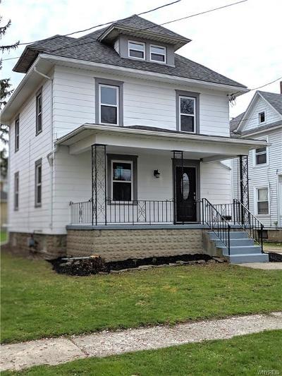 Niagara County Single Family Home A-Active: 336 Pine Street