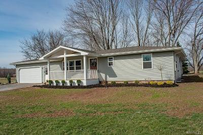 Niagara County Single Family Home A-Active: 4056 Purdy Road
