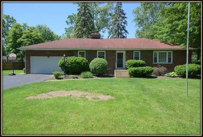 Lewiston NY Single Family Home A-Active: $214,500