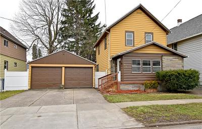 Buffalo Single Family Home A-Active: 35 Pries Avenue