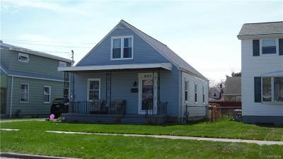 Niagara Falls NY Single Family Home A-Active: $94,000