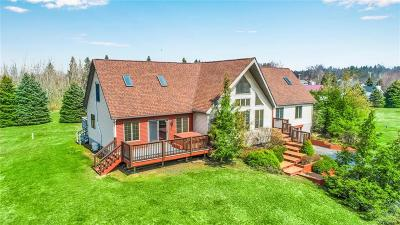 Erie County Single Family Home A-Active: 6424 Hake Road