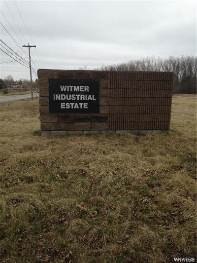 Niagara County Residential Lots & Land A-Active: 4525 Witmer Industrial Est