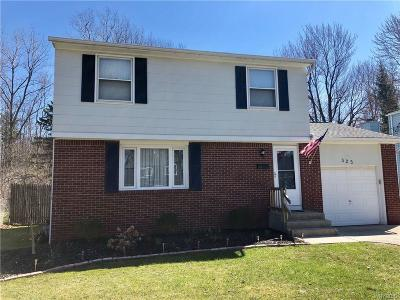 Amherst Single Family Home A-Active: 325 Bucyrus Drive