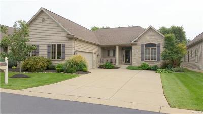 Amherst Single Family Home Pending: 56 Hidden Creek Court