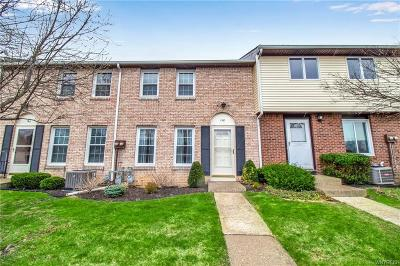 Orchard Park Condo/Townhouse Pending: 158 Stepping Stone Lane