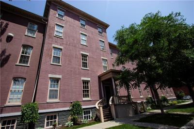Buffalo Condo/Townhouse A-Active: 125 Edward Street #1H