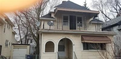 Buffalo Multi Family 2-4 U-Under Contract: 44 Martha Avenue