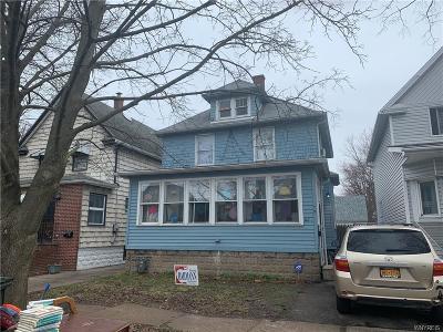 Niagara County Single Family Home A-Active: 62 2nd Avenue