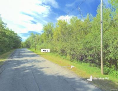 Grand Island Residential Lots & Land For Sale: 274 Baseline Road