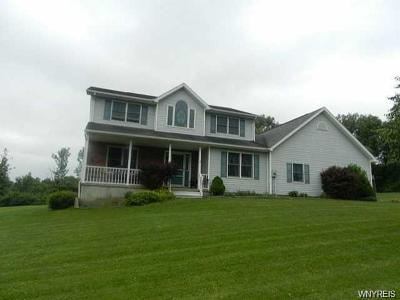 Warsaw Single Family Home For Sale: 370 Liberty Street