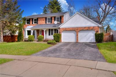 Amherst Single Family Home A-Active: 107 Deer Ridge