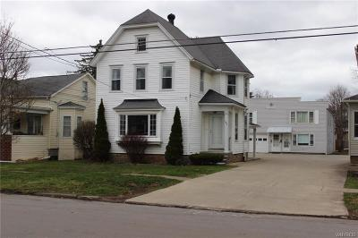 Olean Single Family Home A-Active: 125 South 4th Street