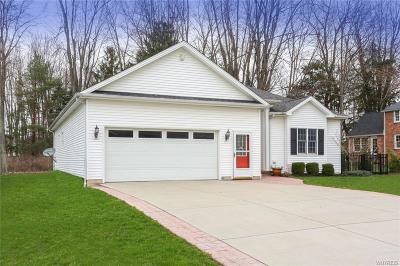 Amherst Single Family Home A-Active: 231 Brenridge Drive