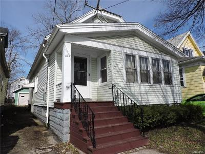 Single Family Home U-Under Contract: 202 Stevens Avenue
