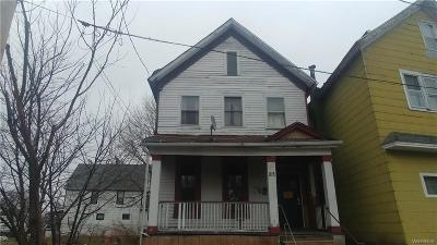 Buffalo Multi Family 2-4 A-Active: 83 Emslie Street