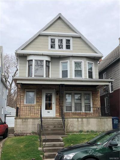 Buffalo Multi Family 2-4 U-Under Contract: 94 Parkview Avenue