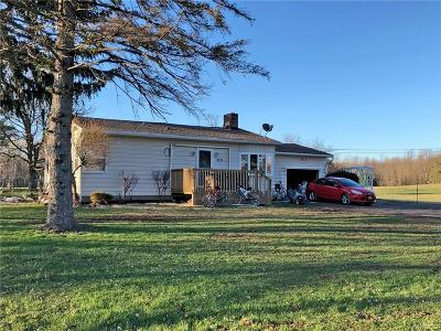Genesee County Single Family Home A-Active: 3137 Pearl Street Road