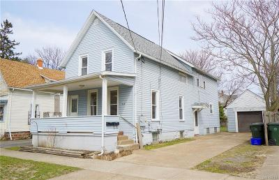 Niagara County Multi Family 2-4 A-Active: 343 Bryant Street