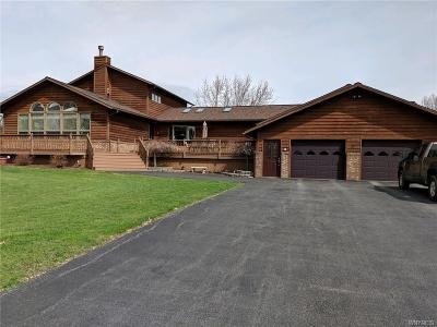 Perry Single Family Home A-Active: 6793 Club Road