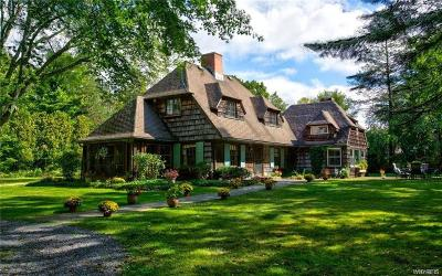 Erie County Single Family Home A-Active: 1211 North Davis Road